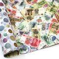 Dinheiro impresso papel de embrulho papel para impressão de dinheiro