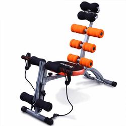 Indoor multifunction ab shaper exercise fitness equipment