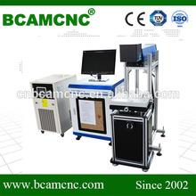 Economical animal ear tag laser marking machine YAG BCJ-50W