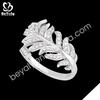 Luxurious handmade silver men rings jewellery gemstone