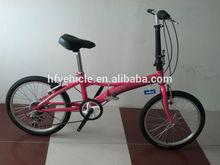 new design folding bike / we are a big factory