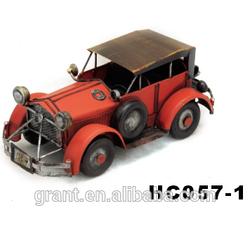 Old Toy Car Models