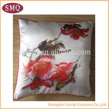 Vendita calda cina produttore all'ingrosso cuscini disegni floreali