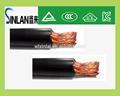 fios de cobre de soldadura cabos 1x50mm2 cobre