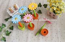 plastic ball pen flower ball pen rose design