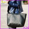 2014 Fashion Cheap Weave Designer Fashion Korean Women's Hobo PU leather handbag Tote shoulder Bag Wholesale