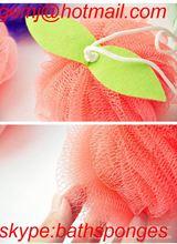 2014 newest factory direct sponge foam hair curlers long handle cleaning sponge brush