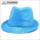 Light Blue Fedora Hat Canada