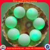 hot sale high quality LED flashing golf ball / glowing golf ball