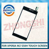 2014 new Arrival! touch screen replacement digitizer FOR SONY XPERIA M2 S50H