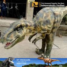 My Dino-Animatronic robotic hidden legs dinosaur costume