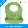 2014 Silicon bib with cartoon designs for 6 month to toddlers newborn baby clothing