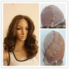 Grade 5A 100% Human Virgin afro kinky curly full lace wigs