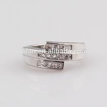 Distinctive Design Gemstone Engagement And Wedding Finger Ring Men Ring Model