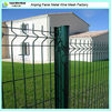 construction hoarding nylofor 3d prefabricated for protection Curved fence panel