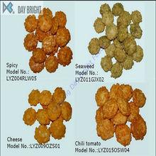 Flavoured Particle crisp
