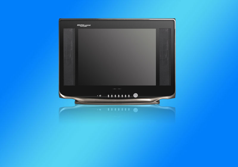 popular 14 Inch new model CRT TV with good price