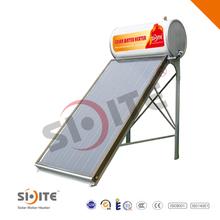 Integrative High Pressure Solar Hot Water Heater Flat Plate System