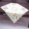 Tela de pascua mesa, de pascua decoración de mesa, de poliéster mantel de pascua