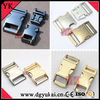 1 Inch metal backpack buckles, dog collar metal buckles