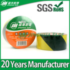 black yellow hazard warning safety reflective tape