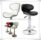 cheap adjustable swivel bar furniture modern style pu bar stools