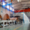 corrugated paperboard making machine
