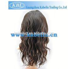 Wholesale supply AAAAA grade sewing hair to wig