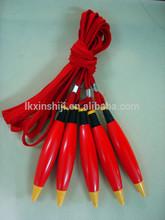 promotional lipstick pen ballpoint pen