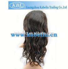 Free Samples human hair clip in hair half wig