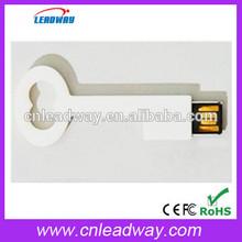 private mould Plastic usb flash drive wholesale 1gb 2gb 4gb 8gb