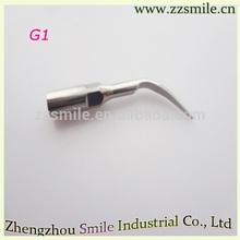2014 Hot selling Dental scaler tips Woodpecker scaler tips G1 E1 P1