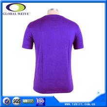 Custom fashion logo high quality urban blank t-shirts