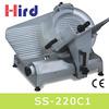SS-220C1 industrial frozen meat slicer CE machinery equipment HIRD