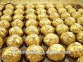 papel de aluminio para el embalaje del chocolate
