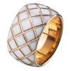 New Arrival Big Size Ceramic Ring, Men's and Women's Ceramic Wedding Ring