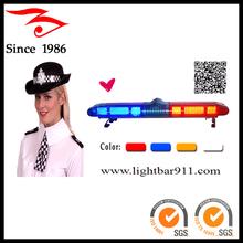 indian police car light bar for sale