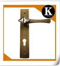 2014 new arrival lever door handle door lock parts