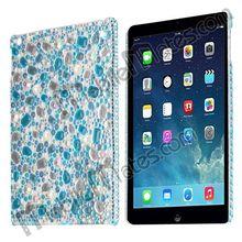 Crystal Diamond Hard Case for iPad Air, Bling Diamond Case Cover for Apple iPad