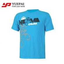 dye sublimated 100% polyester coolmax custom cheap dri fit t shirt wholesale