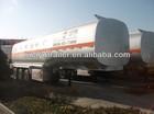 Chemical tanker / oil tanker trailer