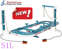 HOT!!Yantai S1L frame machine car chassis straightening bench with CE CIQ