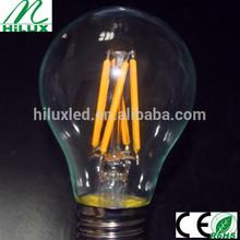 Filament LED bulb 3.5W,classic look,equal