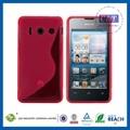 C&t s- línea a granel de tpu teléfono móvil de china para huawei ascend g700