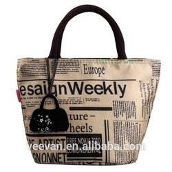2014 canvas bag handbags women