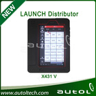 LAUNCH X431 V (X431 Pro) With Brand new operation interface design, interface more friendly and operation much easier