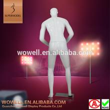 Fashion deisgn muscle basketball mannequins