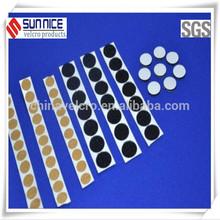 Super heavy duty adhesive velcro dots