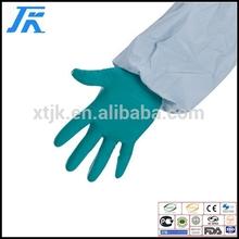 nitrile coated working gloves en388