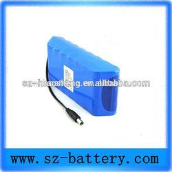 8S3P Rechargeable battery Li-ion 29.6v 6000mah Battery